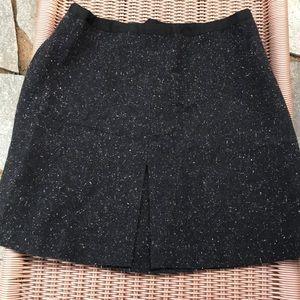 H&M Winter Mini Speckle Skirt